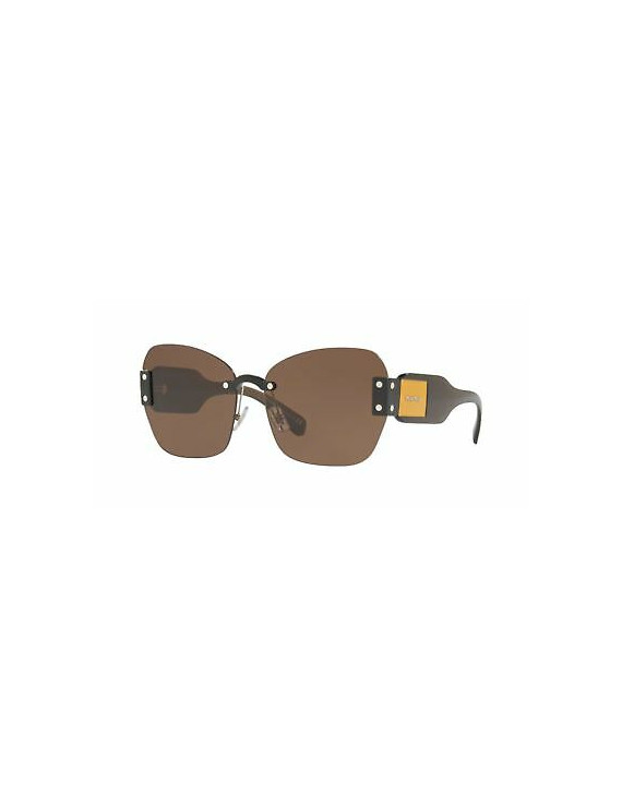 Sunglasses for woman miu miu mod.08s with.1ab-9l1 frame marr brown lenses