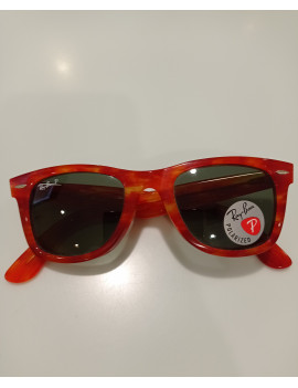 RAY BAN 2140 1043/51 50/22 POLARIZED